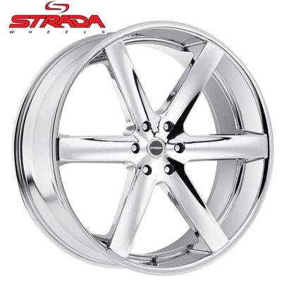 Strada Wheels Fucile Chrome