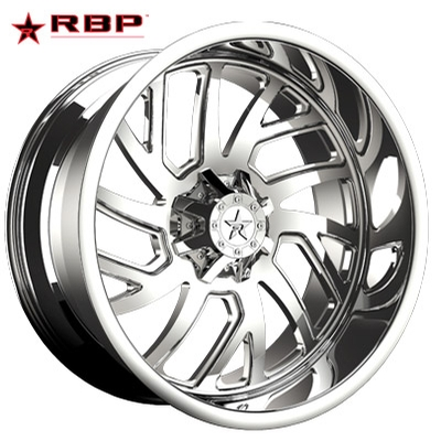 RBP RBP Glock 1-PC Forged Monoblock Chrome