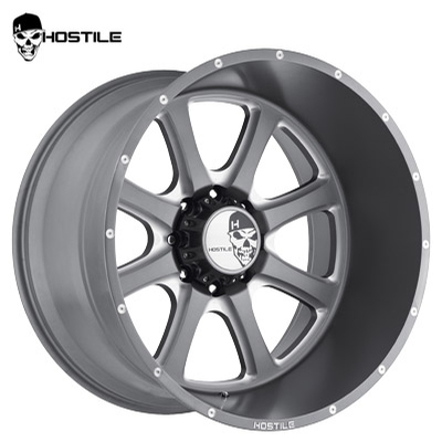 Hostile H105 Exile 8 Anthracite