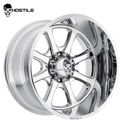 Hostile H105 Exile 8 Chrome