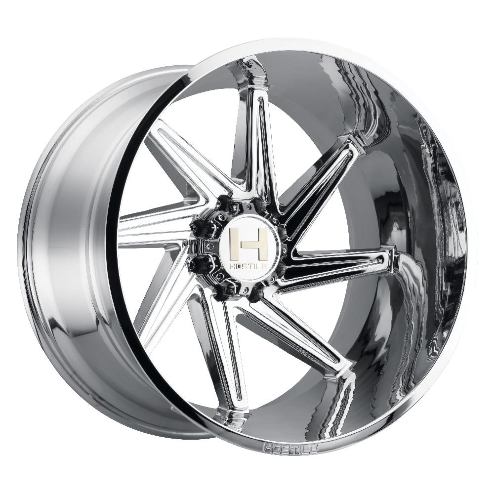 Hostile H119 Dagr 8 Chrome