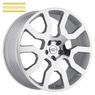 Redbourne Hercules Silver w/Machined