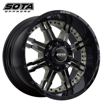 SOTA Offroad J.A.T.O. 8 Ghost Metal