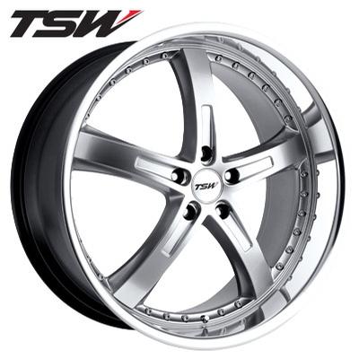 TSW Jarama Hyper Silver