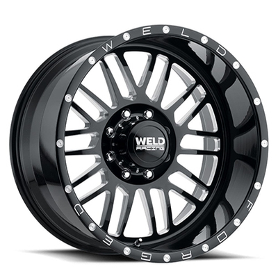 Weld XT Konflict Gloss Black Milled