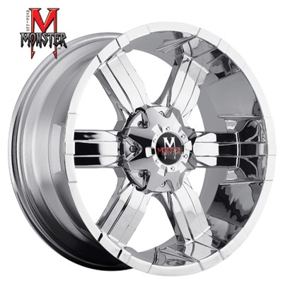 OFFROAD MONSTER M06 Chrome