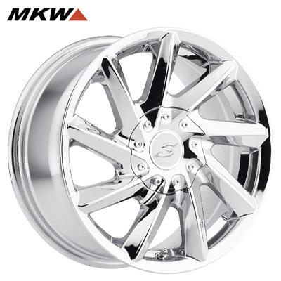 MKW M115 Chrome