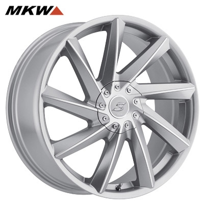 MKW M115 Silver