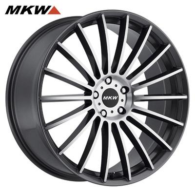 MKW M116 Machined Grey