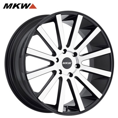 MKW M118 Machined Gloss Blk