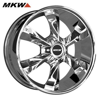 MKW M119 Chrome
