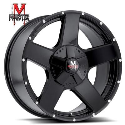 OFFROAD MONSTER M11 Gloss Black