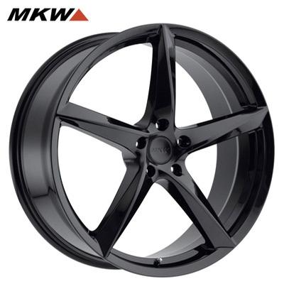 MKW M120 Satin Black