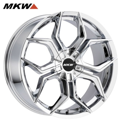 MKW M121 Chrome