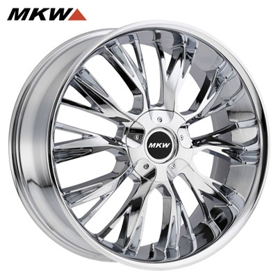 MKW M122 Chrome