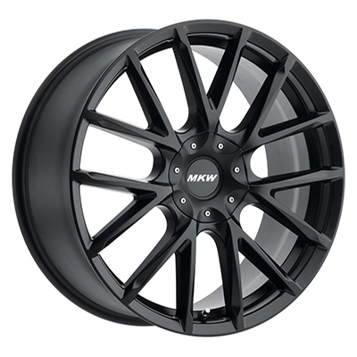 MKW M123 Satin Black