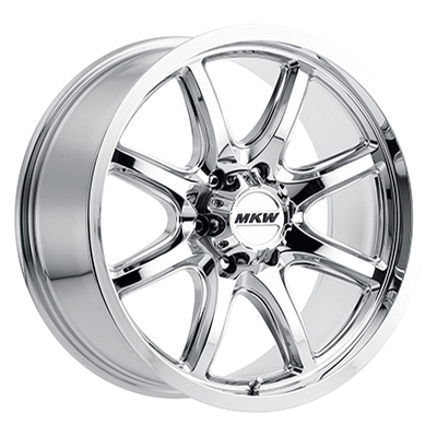 MKW Offroad M202 Chrome