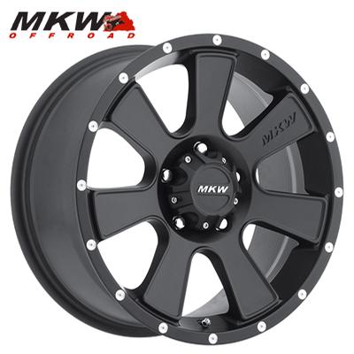 MKW Offroad M90 Satin Blk