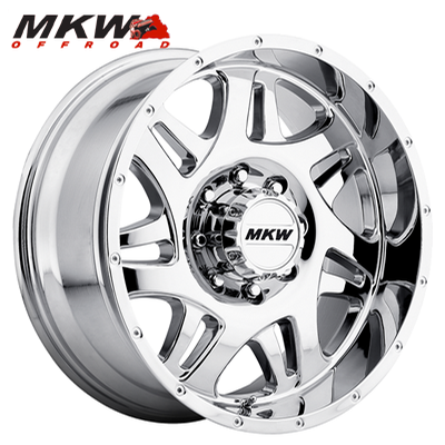 MKW Offroad M91 Chrome