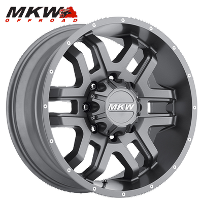 MKW Offroad M93 Anthracite Gray