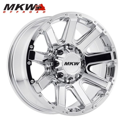 MKW Offroad M94 Chrome