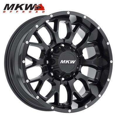 MKW Offroad M95 Satin Blk