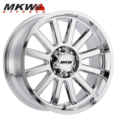 MKW Offroad M96 Chrome