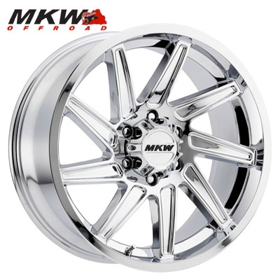 MKW Offroad M97 Chrome