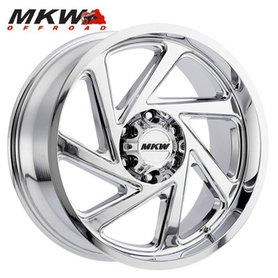 MKW Offroad M98 Chrome