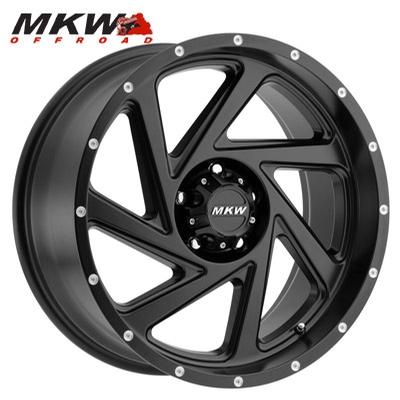 MKW Offroad M98 Satin Black