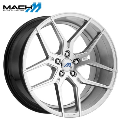 Mach Mach 04 Hyper Silver Machined