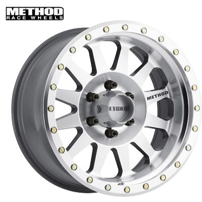 Method Race MR304 Dbl Standard Machined