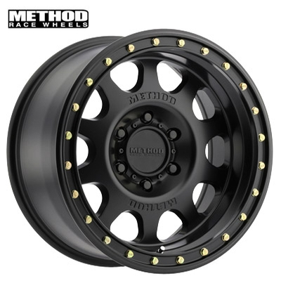 Method Race MR311 Vex Matte Black