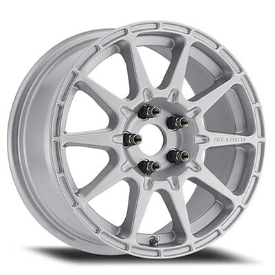 Method Race MR501 Rally VT-Spec Silver