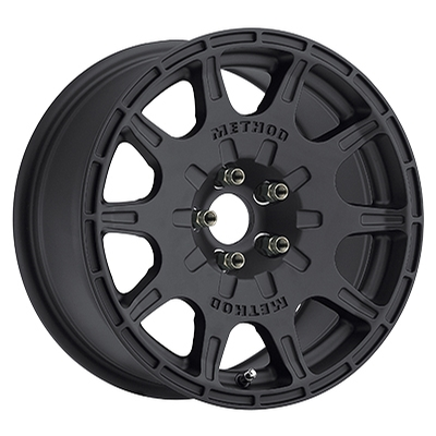 Method Race MR502 Rally VT-Spec Matte Black