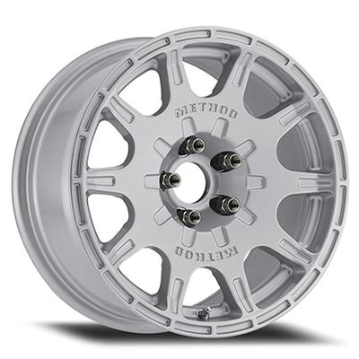Method Race MR502 Rally VT-Spec Silver