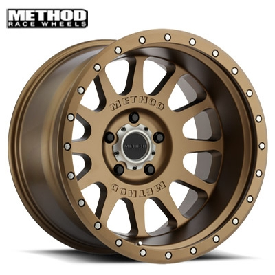 Method Race MR605 NV Bronze