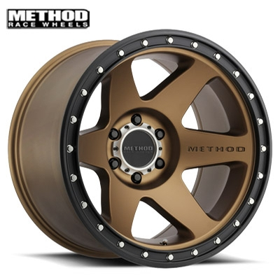 Method Race MR610 Con 6 Bronze