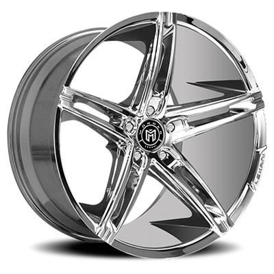 Morder Wheels MS-003 Chrome