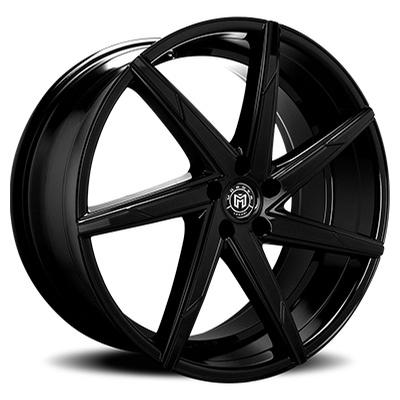 Morder Wheels MS-007 Gloss Black