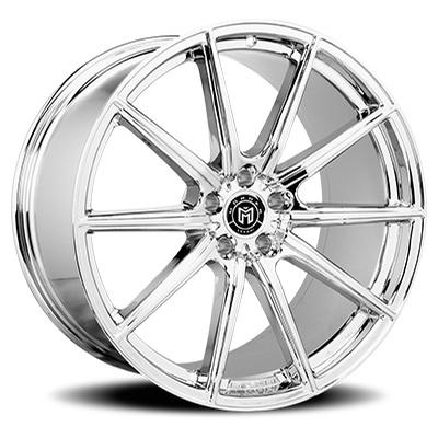 Morder Wheels MS-010 Chrome
