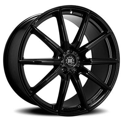 Morder Wheels MS-010 Gloss Black