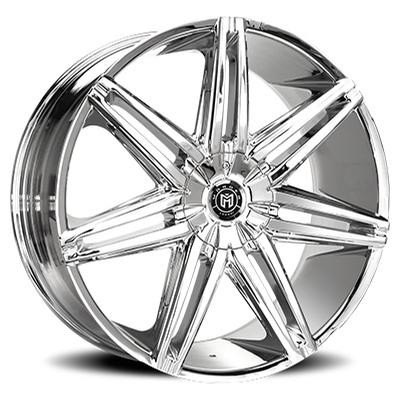 Morder Wheels MS-648 Chrome