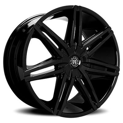 Morder Wheels MS-648 Gloss Black