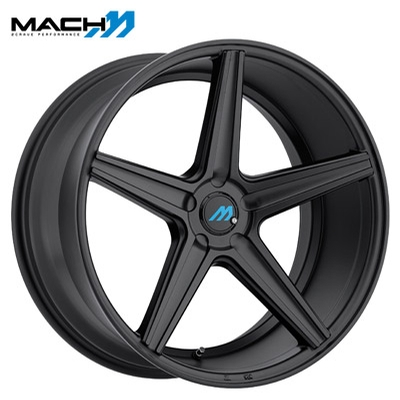 Mach Mach 01 Satin Black