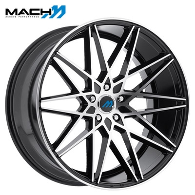 Mach Mach 20 Machined Gloss Blk