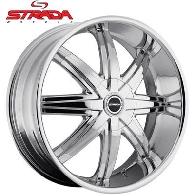 Strada Wheels Magia Chrome