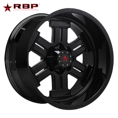 RBP RBP Magnum 1-PC Forged Monoblock Gloss Black