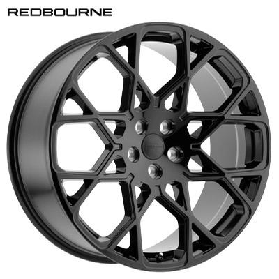 Redbourne Meridian Gloss Black