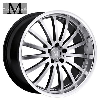 Mandrus Millenium Silver w/Machined Lip